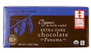 equal exhcnage chocolate